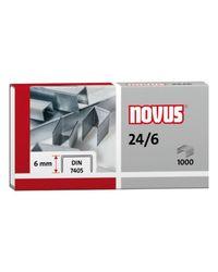 Comprar Caja 1000 grapas galvanizadas Novus 23/24