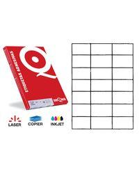 Comprar Caja 2100 etiquetas cantos rectos Dequa 70X42,4mm
