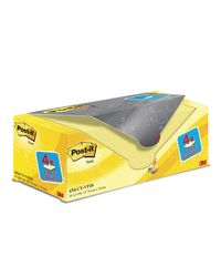 Comprar Pack 16 blocs notas Post-it®  76x127 mm 16 + 4 gratis amarillo