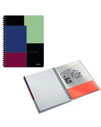 Comprar Cuaderno Executive Get Organised microperforado con separadores extraibles y funda A4 80h. 80gr 5x5 Cubierta PP
