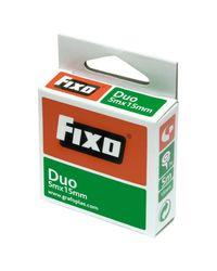 Comprar Rollo Cinta adhesiva doble cara Fixo Duo 15mmx5m