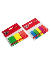 Comprar Blister 5 marcadores Fixo notes removibles 13x43mm 25h x 5 colores surtidos neón