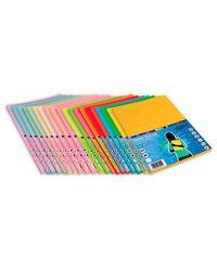 Comprar Pack 100h papel color 80gr A4 verde fuerte