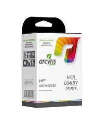 Comprar Cartucho Ink-jet Arcyris Alternativo HP C6656A nº56 negro