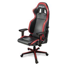 Comprar cadira gamer Sparco ICON vermell