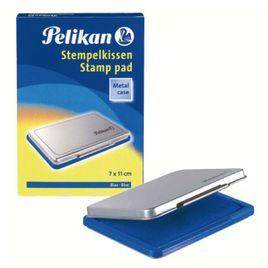 Comprar Tampón Pelikan Sello manual 65x105mm azul