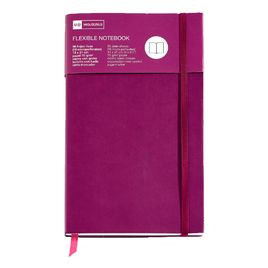 Comprar Cuaderno flexible Top Nordic Colors 130x210mm 96 h. púrpura