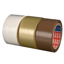 Comprar Pack 6 rollos precinto Tesapack® acrilico 132m x 50mm marrón