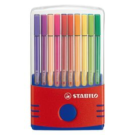 Comprar Pack 20 rotuladores acuarelables Stabilo Pen 68 color parade