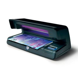 Comprar Detector de billetes falsos ultravioleta Safescan 70 20,6x10,2x8,8cm color negro