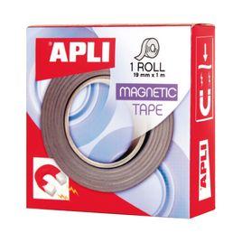 Comprar Cinta magnética adhesiva Apli 19mm x1m