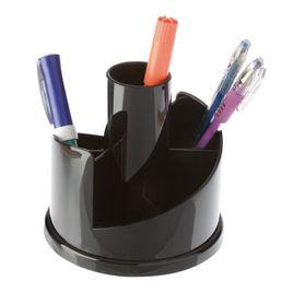 Comprar Organizador giratorio Archivo 2000 7 compartimentos negro