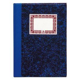 Comprar Cartoné rayado horizontal Dohe 100h folio natural azul