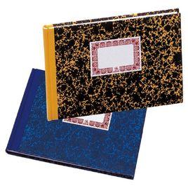 Comprar Cartoné rayado horizontal Dohe 100h cuarto apaisado azul