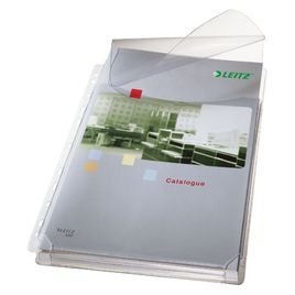 Comprar Pack 5 fundas portadocumento fuelle pvc estándar 11 taladros A4