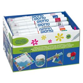 Comprar Caja School Pack 48 rotuladores Decor Materials colores surtidos
