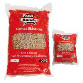 Comprar Bolsa gomas elásticas Fixo Bands 6cm 100grs