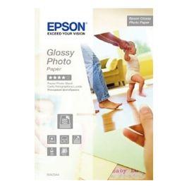Comprar Caja 20 hojas de papel fotográfico Epson Glossy Photo Paper 225 gr. 10x15 cm
