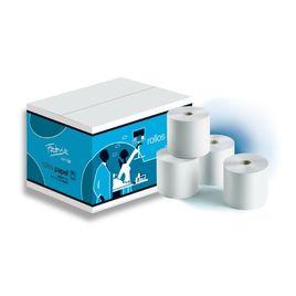 Comprar Paquete 10 rollos  papel electra 70mmx65mm de diámetro mandril 12mm