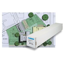 "Comprar Rollo papel plotter HP 90gr. 36"" 91,4cmx45,7m blanco intenso"