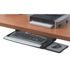 Comprar Bandeja teclado Fellowes con reposamuñecas deluxe