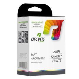 Comprar Cartucho Ink-jet Arcyris alternativo HP CB325EE Nº 364 XL amarillo