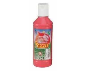 Comprar Botella témpera líquida Jovi 500ml rojo magenta