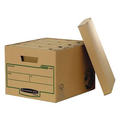 Comprar Pack 10 gran Contenedor archivo R-kive 260X325x375mm marrón